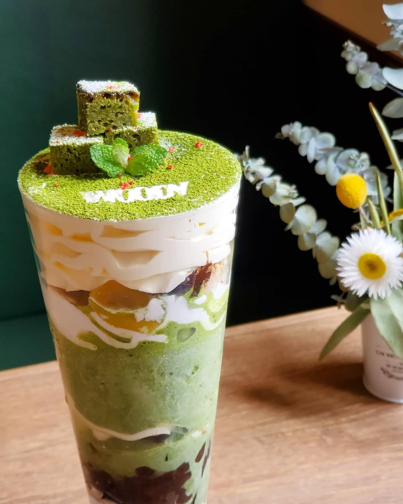抹茶フェア2021のイメージ